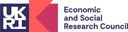 UKRI Economic and Social Research Council Logo